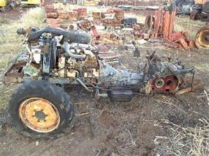 tracteur Iseki TA537