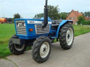 tracteur Iseki TE3210