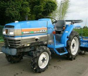 tracteur Iseki TG233