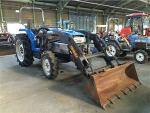 tracteur Iseki TG553