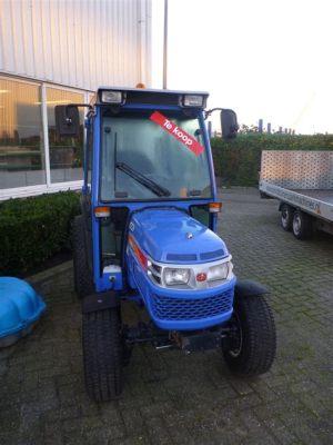 tracteur Iseki TH4260