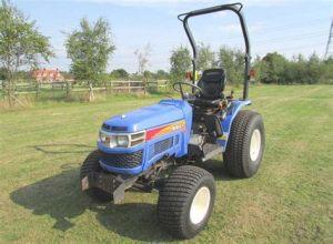 tracteur Iseki TH4290
