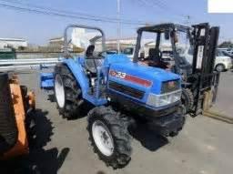 tracteur Iseki TK33F