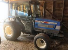 tracteur Iseki TK546