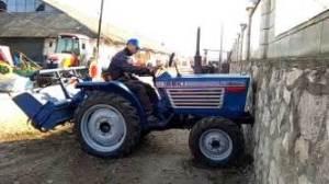 tracteur Iseki TL1900
