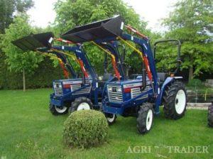 tracteur Iseki TL1901