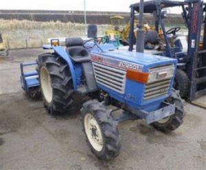 tracteur Iseki TL2501