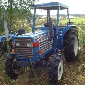 tracteur Iseki TL3201