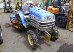 tracteur Iseki TM15