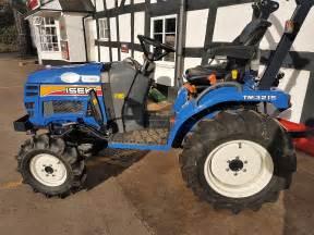 tracteur Iseki TM3215