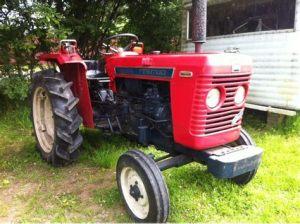 tracteur Iseki TS1700