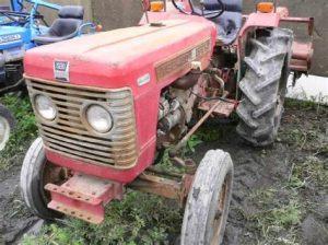 tracteur Iseki TS2400