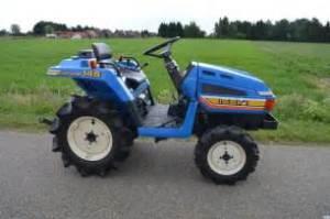 tracteur Iseki TU145