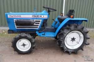 tracteur Iseki TU1500