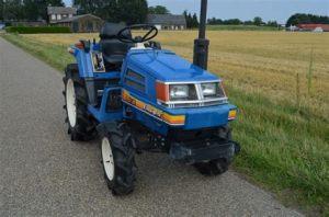 tracteur Iseki TU160