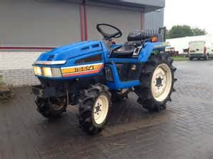 tracteur Iseki TU165