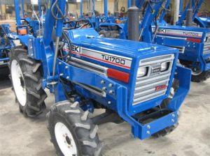 tracteur Iseki TU1700