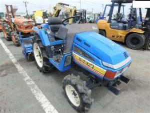 tracteur Iseki TU175