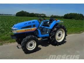tracteur Iseki TU225
