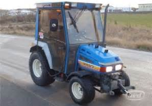 tracteur Iseki TU318