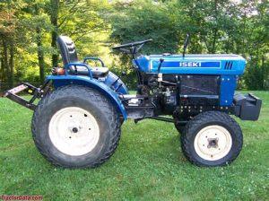 tracteur Iseki TX1410