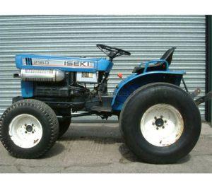 tracteur Iseki TX2160