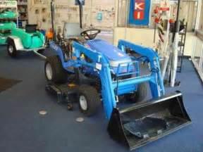 tracteur Iseki TXG23