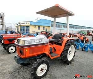 tracteur Kubota B1-17