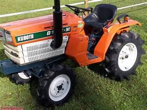 tracteur Kubota B1402