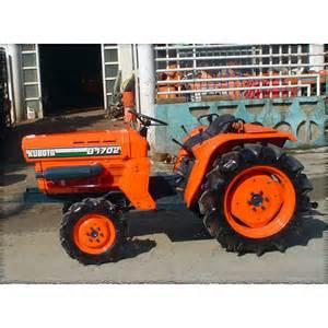 tracteur Kubota B1702