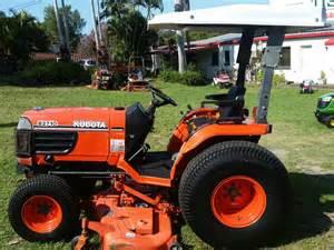 tracteur Kubota B2710