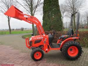 tracteur Kubota B2920
