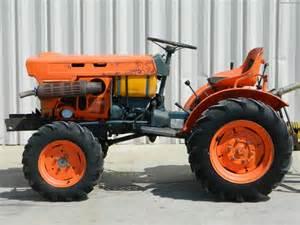 tracteur Kubota B5200