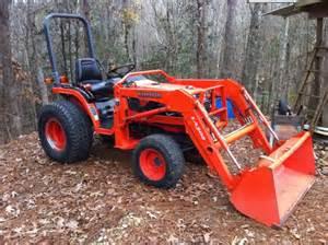 tracteur Kubota B7410