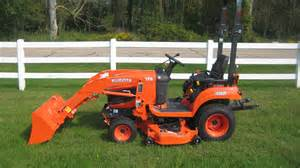 tracteur Kubota BX1870