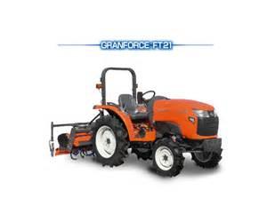 tracteur Kubota FT21