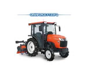 tracteur Kubota FT23