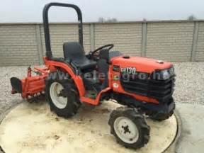 tracteur Kubota GB130