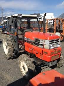 tracteur Kubota GB140