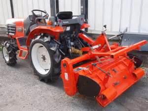 tracteur Kubota GB160