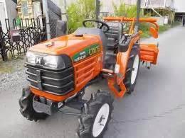 tracteur Kubota GB170
