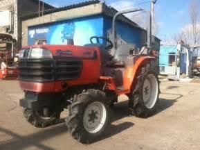 tracteur Kubota GB18