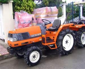tracteur Kubota GL200