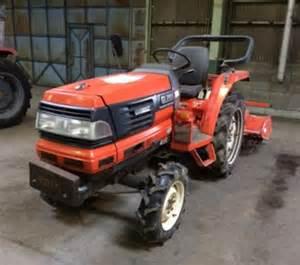 tracteur Kubota GL201