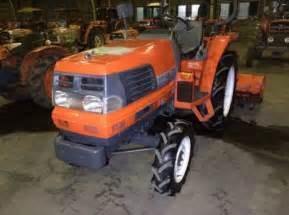 tracteur Kubota GL240