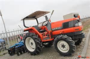 tracteur Kubota GL280