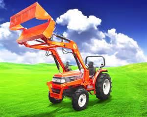 tracteur Kubota GL337