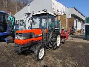 tracteur Kubota GL338