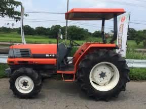 tracteur Kubota GL418