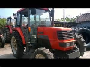 tracteur Kubota GM56